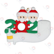 Christmas Ornament For 2020 Christmas Hanging Ornaments Family Personalized Gift