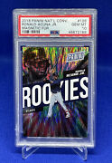 2018 Panini National Convention Ronald Acuna Jr. Magnetic Fur Rookie Psa 10 /99