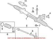 Genuine Oem Rack And Pinion Assembly For Bmw 32106787762