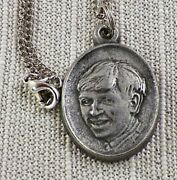 George Harrison Pendant And Necklace  Beatles
