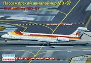 1/144 Eastern Express Mcdonnell Douglas Md-87 Iberia Airlines