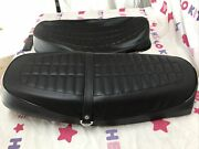 Cb550 Four Seat Cover Cb550k1 Four Cb550k Seat Cover 1974 To 1976 + Strap H-67