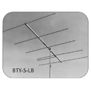 Bty-5-lb Professional 5 Element Vhf Lowband Single Channel Antenna Channel 3