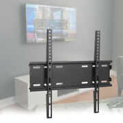 Fixed Tv Wall Bracket Mount For Samsung Sony 32 40 43 47 49 50 Inch Load 66 Lbs