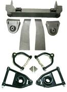 1947-1954 Chevy Pickup Truck Mustang Ii 2 Front End Crossmember + Tubular A-arms