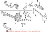 Genuine Oem Rack And Pinion Assembly For Acura 53601tr6a91