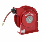 Reelcraft 4435-olp - 1/4 X 35 Ft. 300 Psi Air / Water Reel With Hose