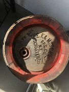 Antique Wood Beer Barrel And Keg F. And M. Schaefer Brewing Company
