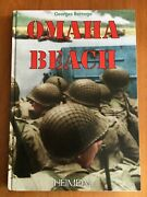 D-day Omaha Beach By Georges Bernage Hardback English 1st Edition