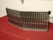 80 81 82 Cadillac Seville Chrome Grille Day One Take Out Gm Pt 1616895