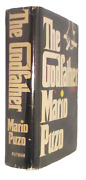 The Godfather Mario Puzo 1969 First Edition 3rd Impression Hardcover Jacket 6903