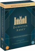Downton Abbey Movie And Tv Collection Collectors Dvd Boxset New And Sealed R4
