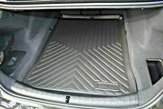 Rear Trunk Liner Floor Mat Cargo Tray Pad For Bmw 5-series M5 F90 2017-2021 New