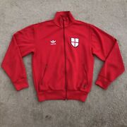 Vintage Adidas Soccer England Retro1974 World Cup Fifa Track Suit Jacket Size S