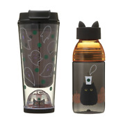 2020 Starbucks Japan Halloween Limited A Set Of Ghost Tumbler And Black Cat Bottle