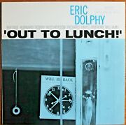 Eric Dolphy Out To Lunch Us Reissue Nmint Blue Note Bst 46524 Freddie Hubbard