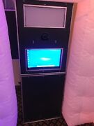Photo Booth With Camera Printer And Touch Screen Computer