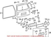 Genuine Oem License Plate Frame And Cover For Toyota 768010c010c0