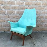 Adrian Pearsall 1611-c Wingback Chair
