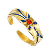 Fate Archer Gilgamesh Ring S925 Sterling Silver Anime Design Jewelry Lovers Gift