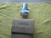 Snap-on Vintage 3/4 Drive Sae Ratchet Adapter 3-15/16 Long L672a Nos