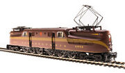 Broadway Limited Ho Scale Gg1 Electric Dcc/paragon3 Sound Pennsylvania/prr 4857