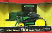 John Deere Model 9400t Collector Edition Tractor - 116 - 2000 - New In Box