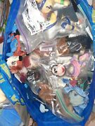 Vintage Rare Disney Mini Bean Bag -lot Of 127 Collectibles New With Tags