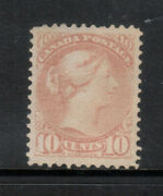 Canada 45b Very Fine+ Never Hinged With Certificate