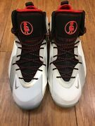 Nike Lil Penny Posite Style 630999-100 Size 10.5 New/dead Stock