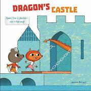 Dragon's Castle By Laurent Richard English Board Books Book Free Shipping