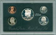 1994 United States Mint Silver Proof Setcoa Free S/h