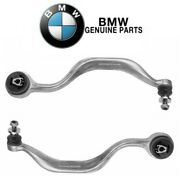 Genuine Front Upper Left And Right Control Arm Set W/ Bushings For Bmw E39 540i M5
