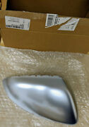 New Genuine Vw Mk7 Golf R Right Off Side Rear View Mirror Cover 5g0857538g 3q7