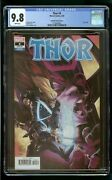 Thor 4 2020 Cgc 9.8 1st Cameo Appearance Black Winter Variant Incentive 125