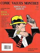 Comics Values Monthly Special Price Guide Magazine 1 Attic Books 1990 Very Fine