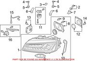 Genuine Oem Front Right Headlight Assembly For Audi 4h0941774