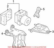 Genuine Oem Abs Hydraulic Assembly For Audi 1k0614517atbef