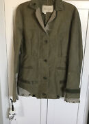 Greg Lauren Womanand039s New Army Dickens Jacket Coat Size 1