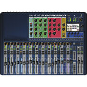Soundcraft Si Expression 2 Digital Console - Siexpression2 - 100 Perfect In Box
