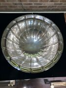 Antique Art Deco Sterling Silver Reed And Barton Footed Bowl - C 1931