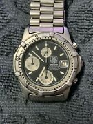 Tag Heuer Vintage Chronograph Watch