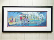 Animaniacs Inside The Water Tower 440/750 Limited Warner Cels Rare