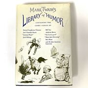 Mark Twain's Library Of Humor, Illustrated By E.w.kemble 1969.