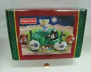 New Fisher Price Little People Christmas Nativity Lil' Shepherds 2005 Sheep