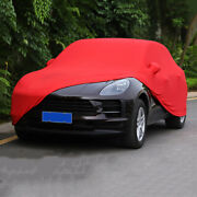 For Porsche Macan 14-20car Cover Water Resistant Uv Dirt Dust Scratch Protection