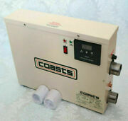 5.5kw Warmwasserbereiter Schwimmbad Thermostat Pool And Spa Electric Water Heater