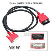 6' Obdii Obd2 Cable Compatible With Snap On Da-4 Fit Solus Ultra Scanner Eesc318