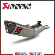 Exhaust Titanium Approved Muffler Akrapovic For Bmw F 900 R 2020