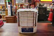 1940's Seeburg Select O-matic Deluxe Wallbox Song Selector Plastic Beetle Cover